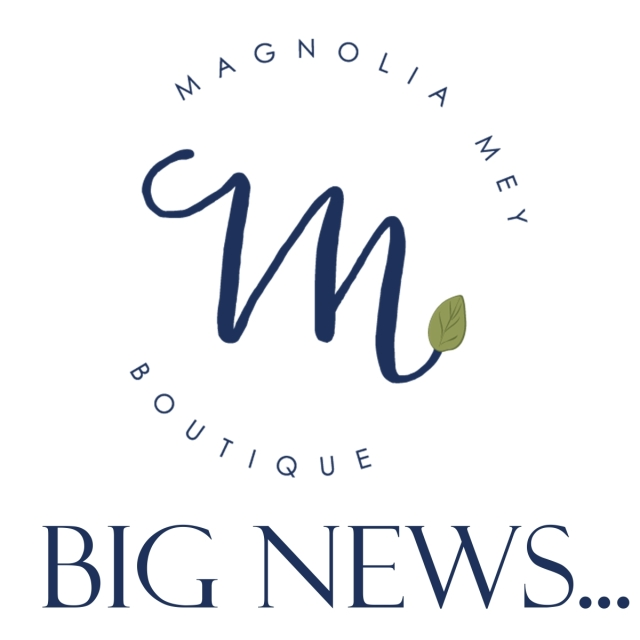 Magnolia Mey Big News