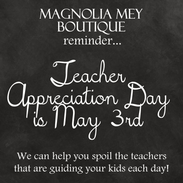 Magnolia Mey Events - teacher